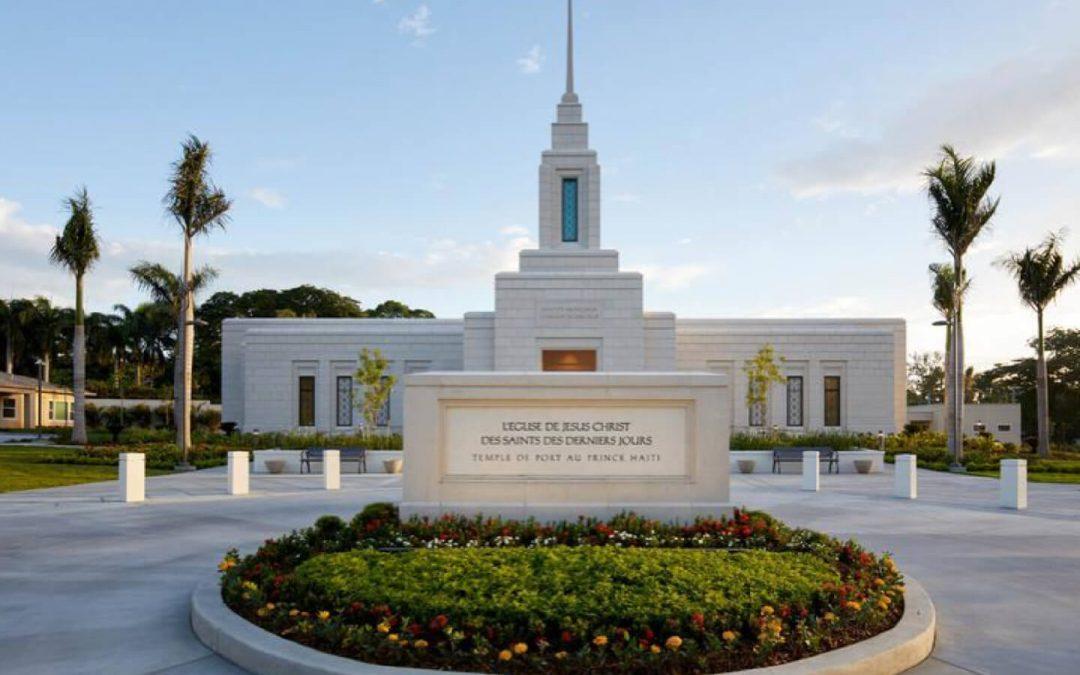 Templo Mormón | Puerto Príncipe, Haití