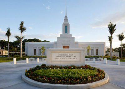 Templo Mormón   Puerto Príncipe, Haití
