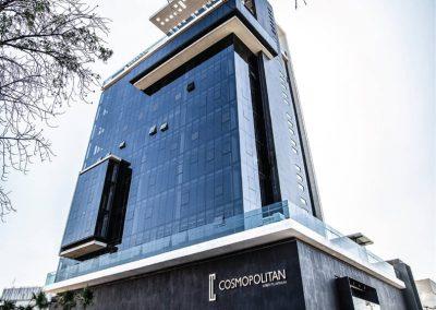 Torre Cosmopolitan   Tijuana, B.C.